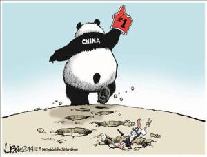 Lisa Benson China cartoon lb1205cd20141204090458